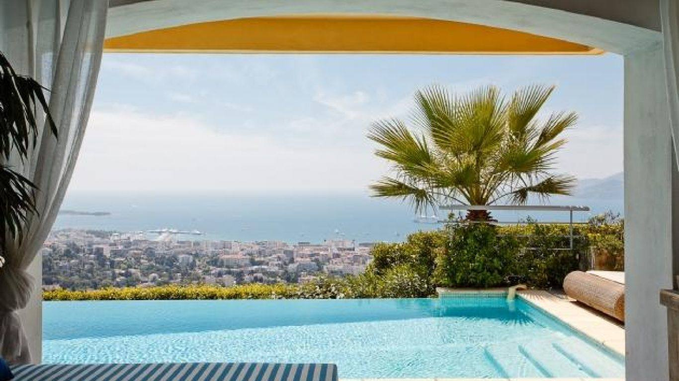 Villa Marguerite, Antibes, Cannes, France