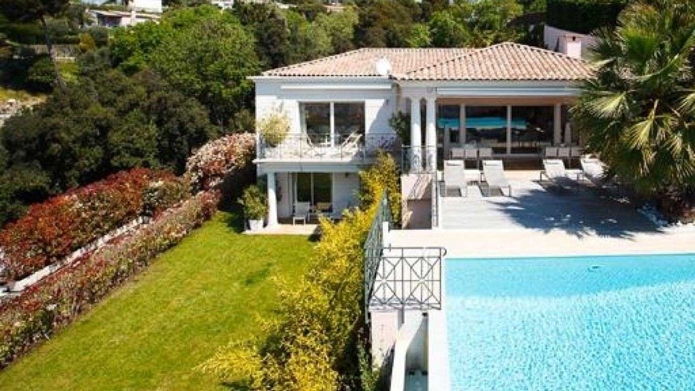 Villa Genevieve, Antibes, Cannes, France