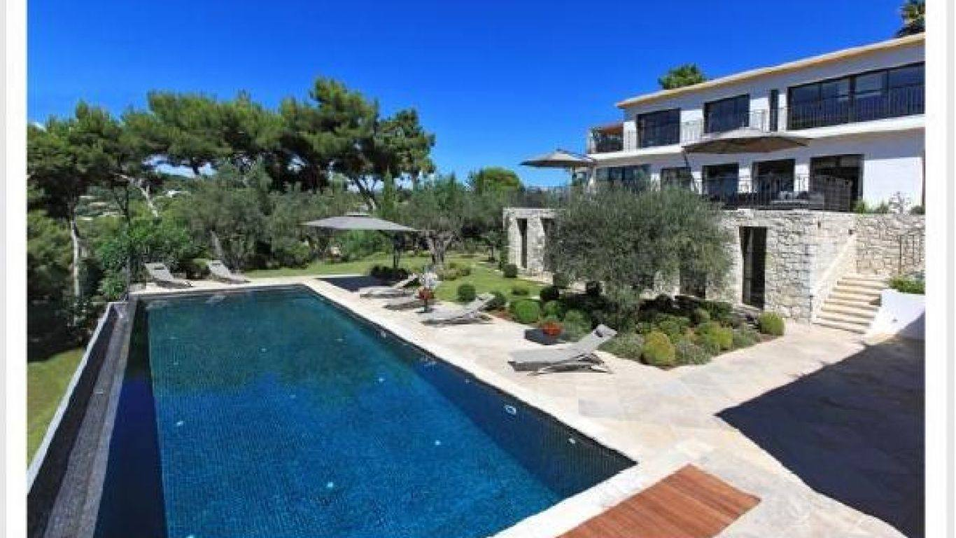Villa Tamarsha, Californie, Cannes, France