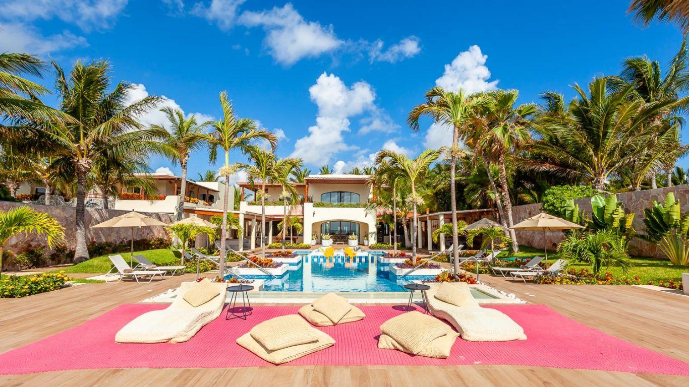 Villa Lorena,  Puerto Morelos, Playa del Carmen, Mexico