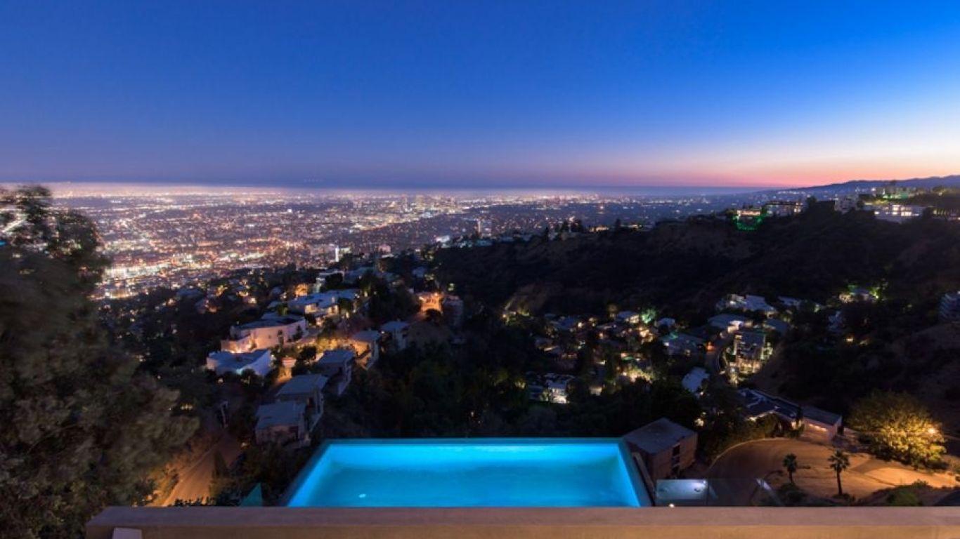 Villa Kezia, Hollywood Hills, Los Angeles, USA