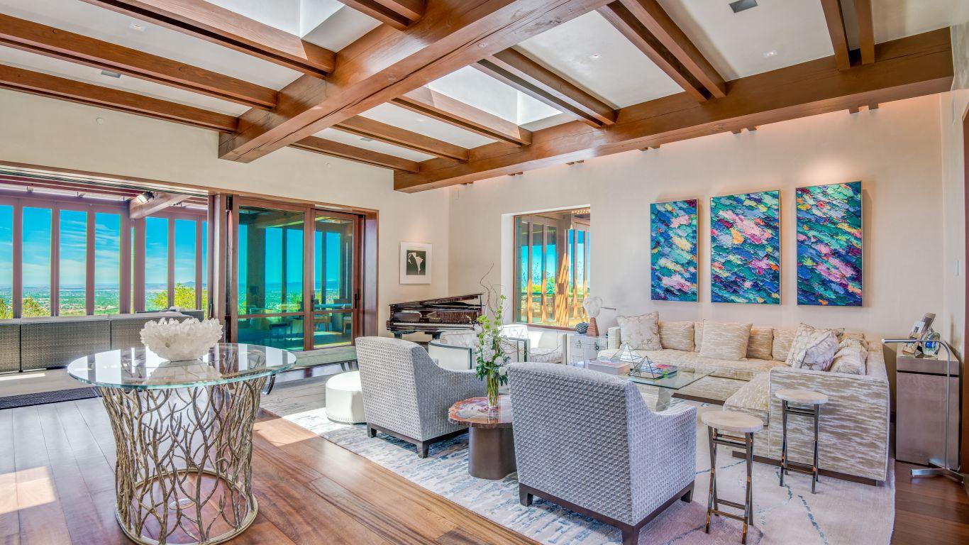 Villa Maxine, Santa Fe, Rocky Mountains, USA