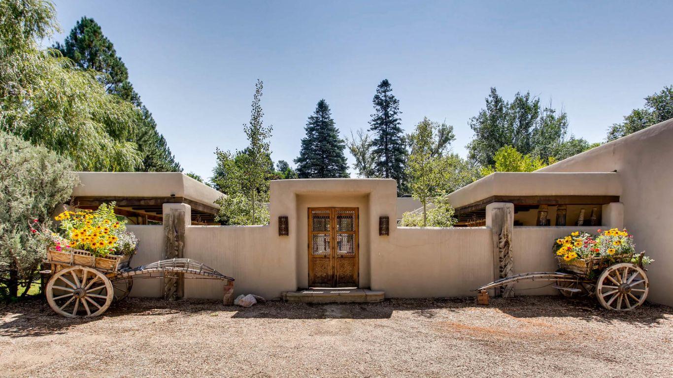 Villa Bernice, Santa Fe, Santa Fe, USA