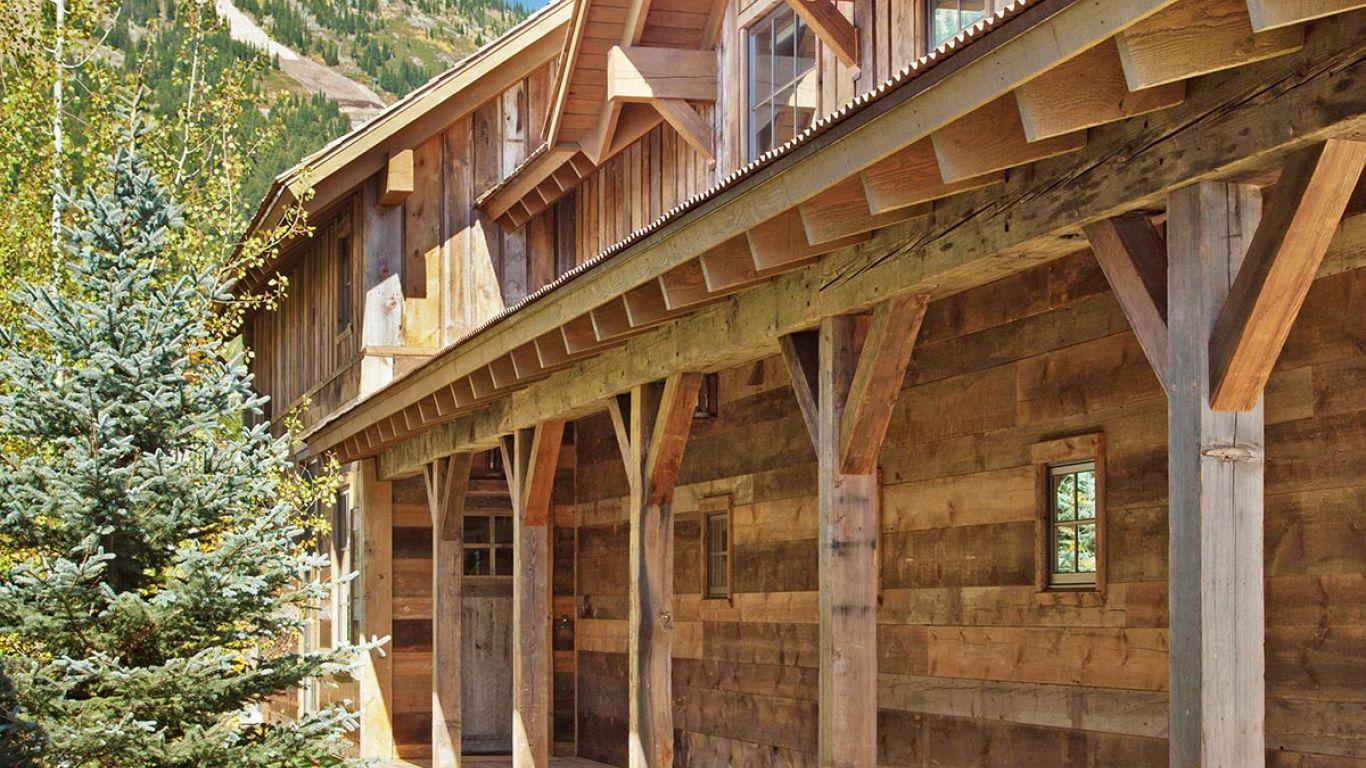 Villa Margareth, Jackson Hole, Rocky Mountains, USA