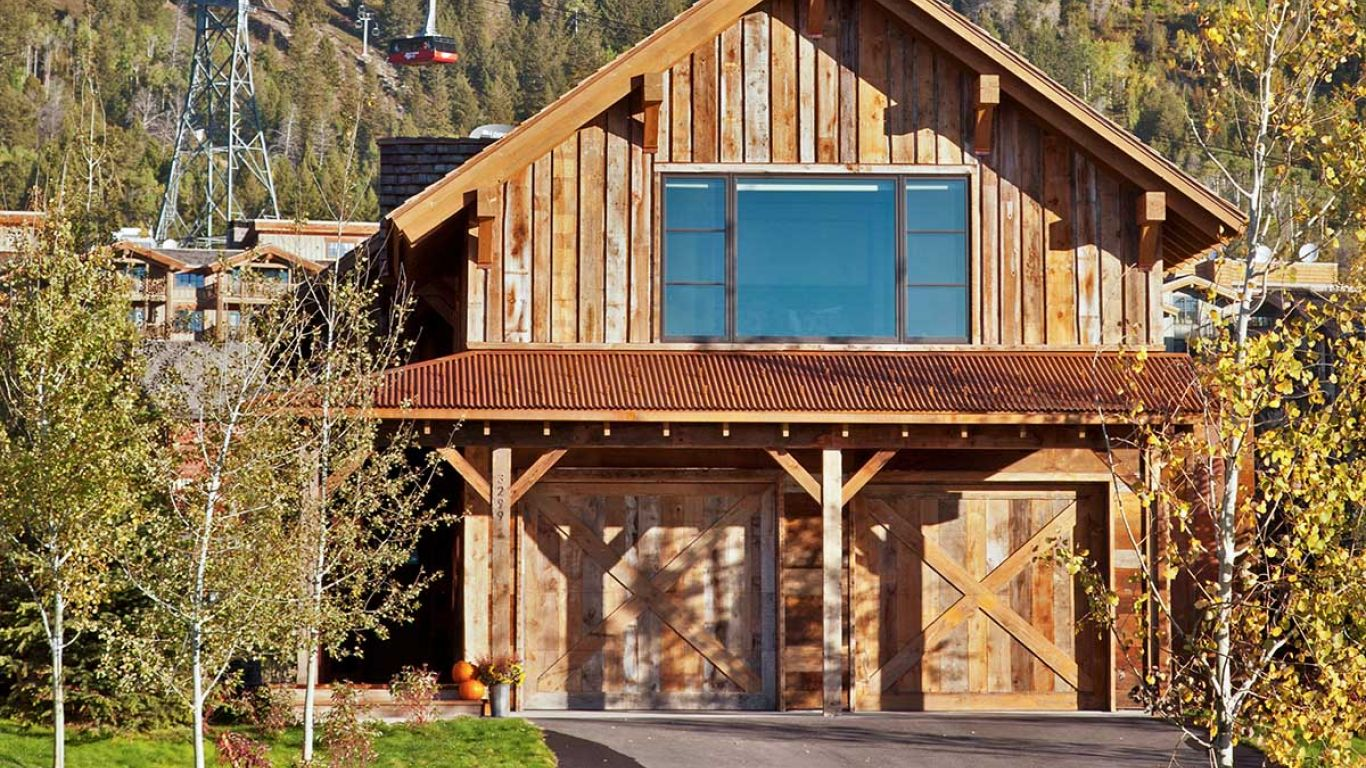 Villa Margareth, Jackson Hole, Jackson Hole, USA