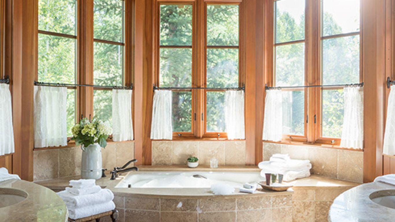 Villa Carmela, Jackson Hole, Rocky Mountains, USA