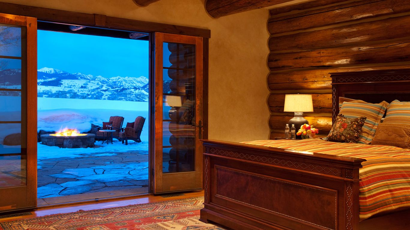 Villa Bella, Jackson Hole, Jackson Hole, USA