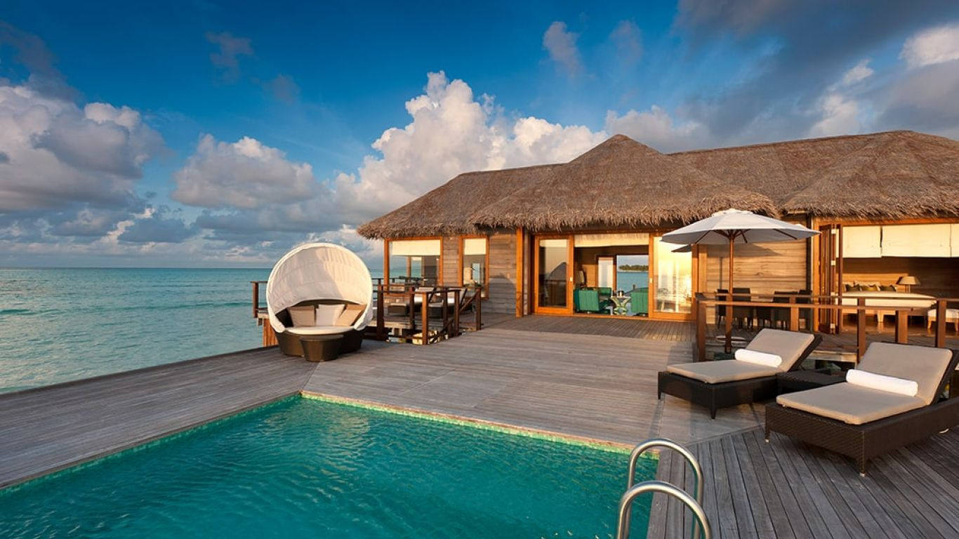 Conrad Sunset Water Villa , Rangali Island, Maldives, Maldives