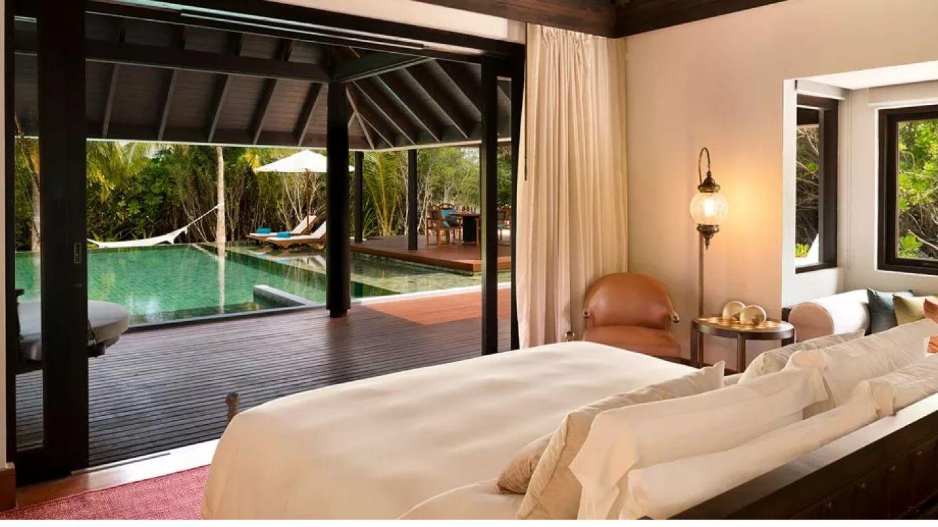 Anantara Deluxe Spa Pool Villa , Baa Atoll, Maldives, Maldives