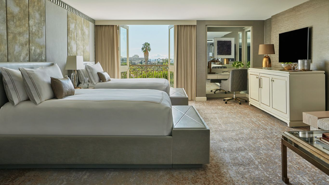 Viceroy Presidential Suite, Beverly Hills, Los Angeles, USA