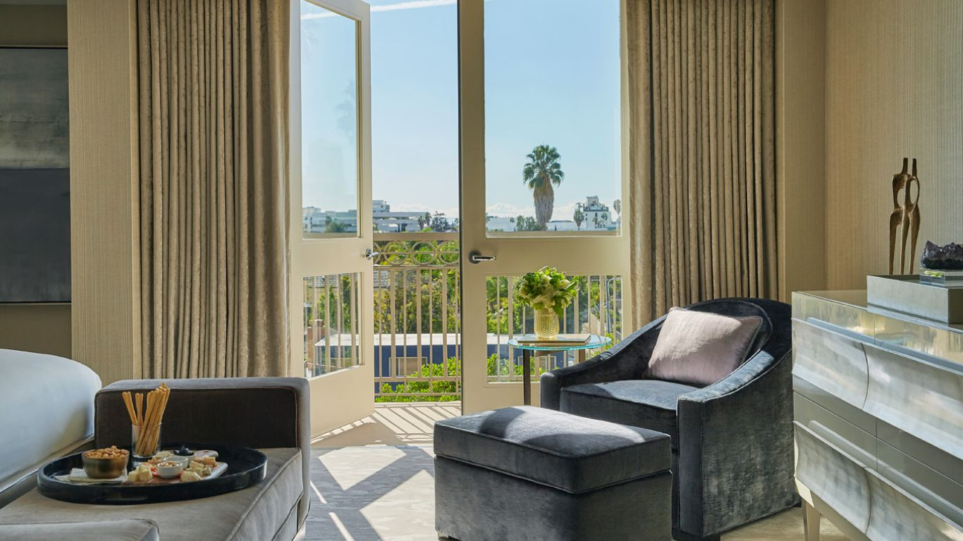 Viceroy Royal Suite, Beverly Hills, Los Angeles, USA