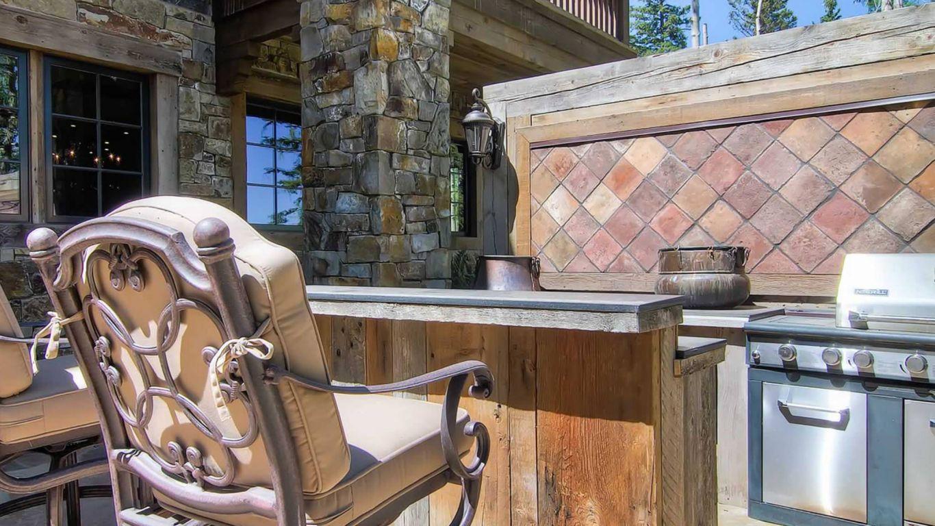 Villa Marianne, Telluride, Rocky Mountains, USA