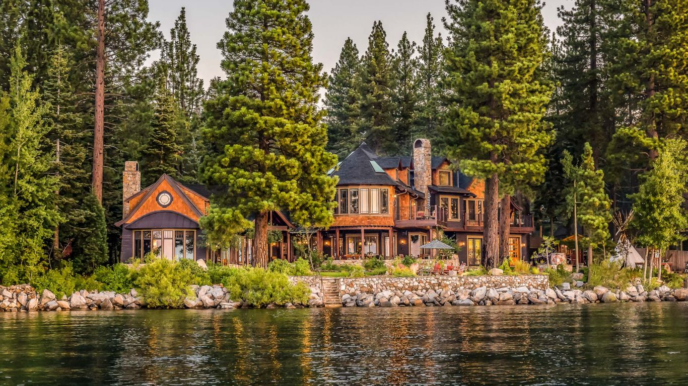 LAKE TAHOE LUXURY VILLA RENTALS U0026 VACATION HOMES
