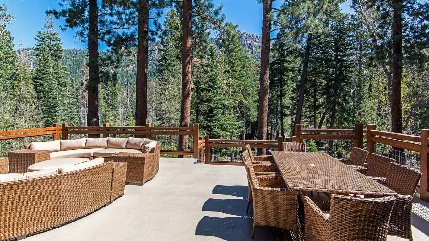 Villa Serena, South Lake Tahoe, Lake Tahoe, USA