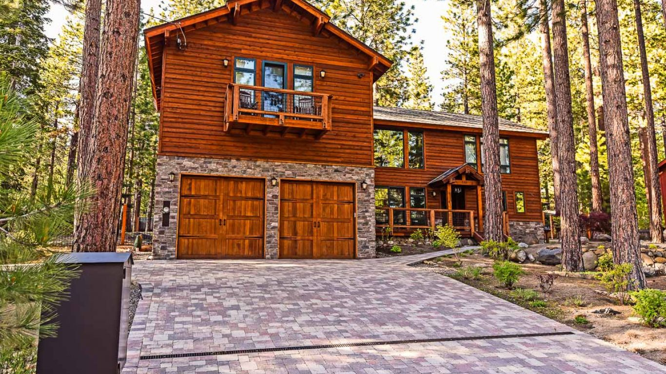 Villa Colleen, Incline Village, Lake Tahoe, USA