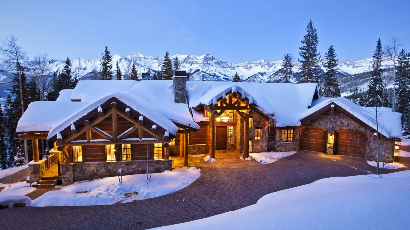Villa Kayla, Telluride, Rocky Mountains, USA