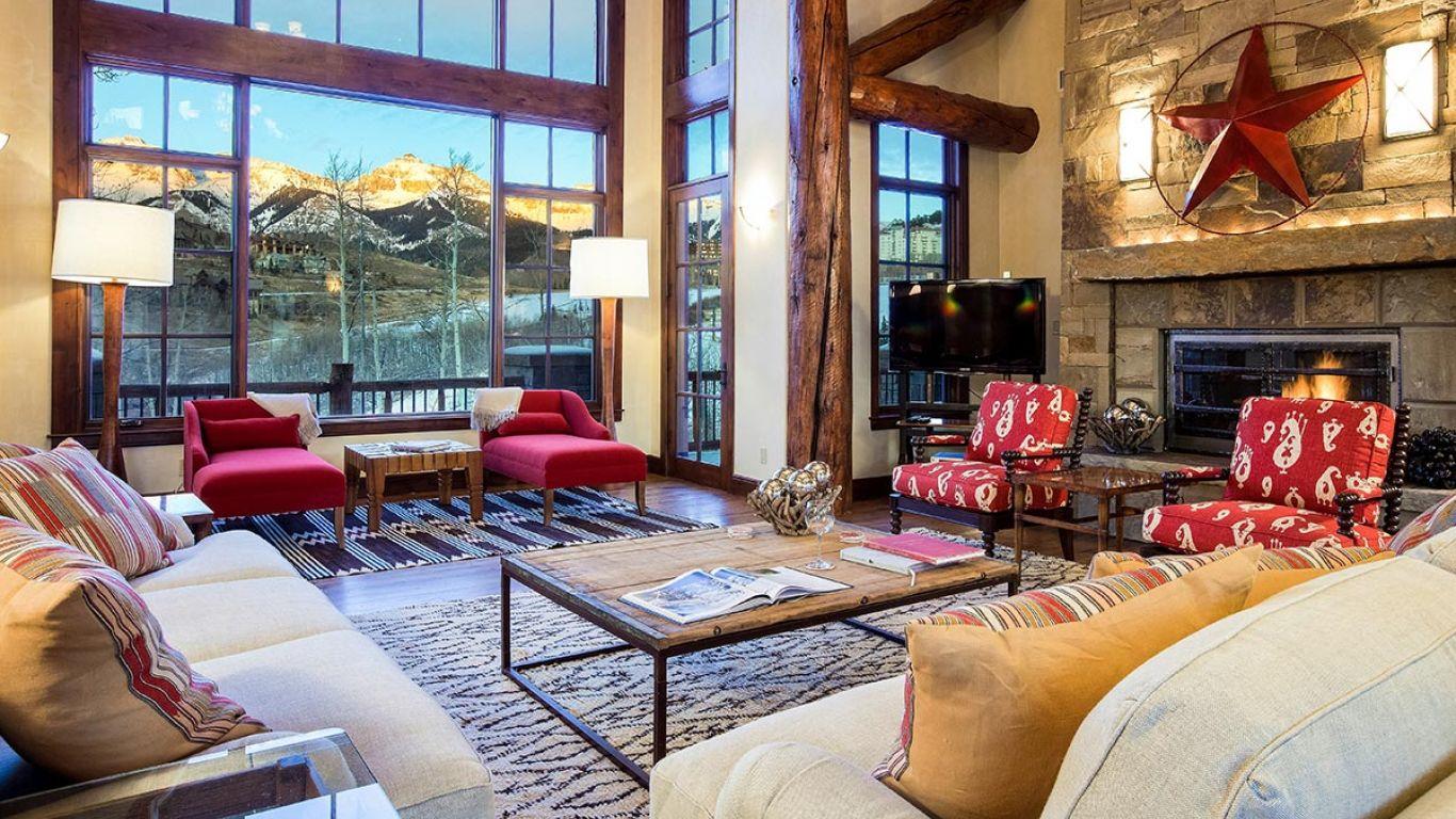 Villa Kendra, Telluride , Telluride , USA