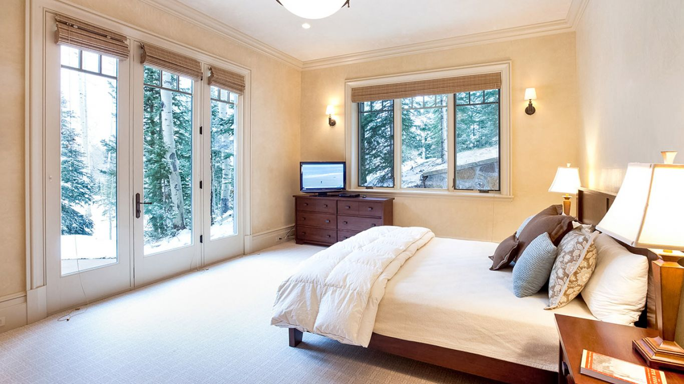 Villa Hailey, Telluride, Rocky Mountains, USA