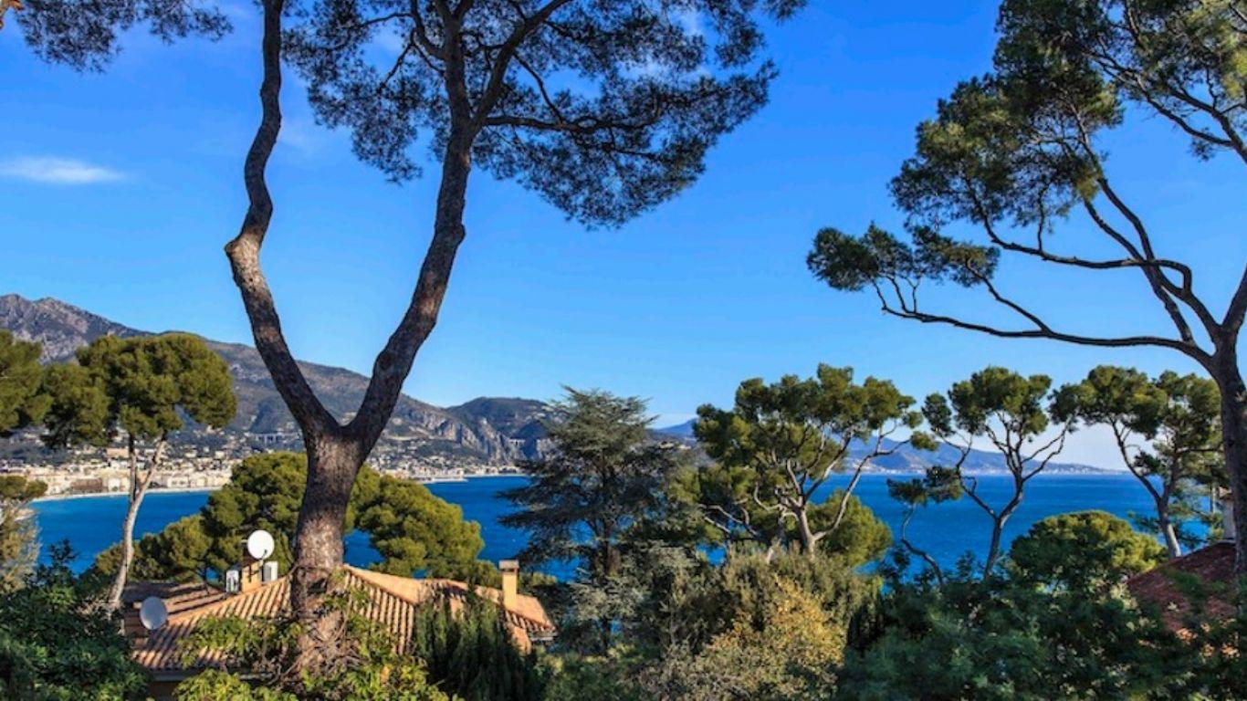 Villa Francine, Roquebrune-Cap-Martin, Monaco, Monaco
