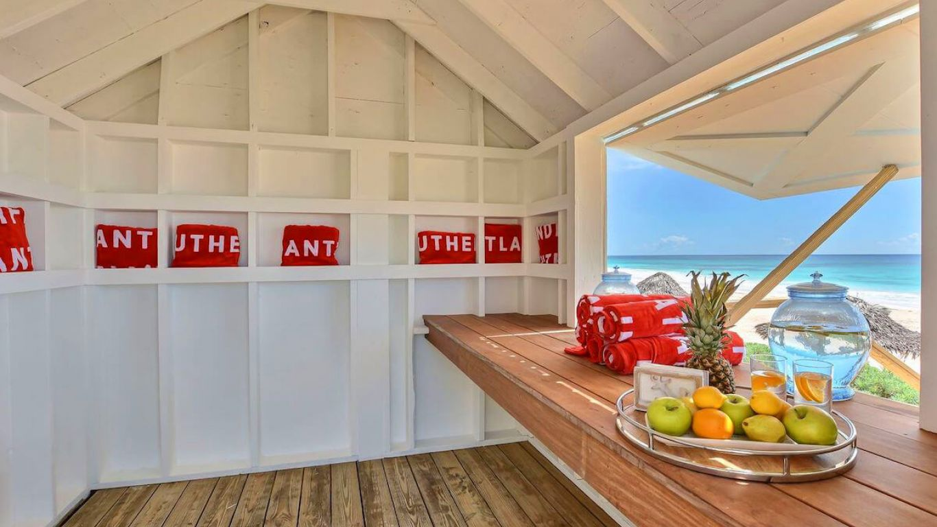 Villa La Palmeraie, Harbour Island, Bahamas, Bahamas