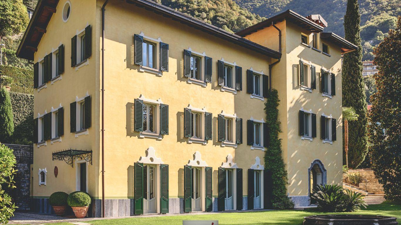Villa Sandra, Blevio, Lake Como, Italy