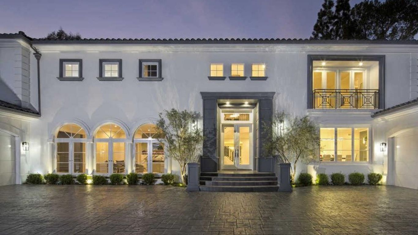 Villa Lauren, Beverly Hills, Los Angeles, USA