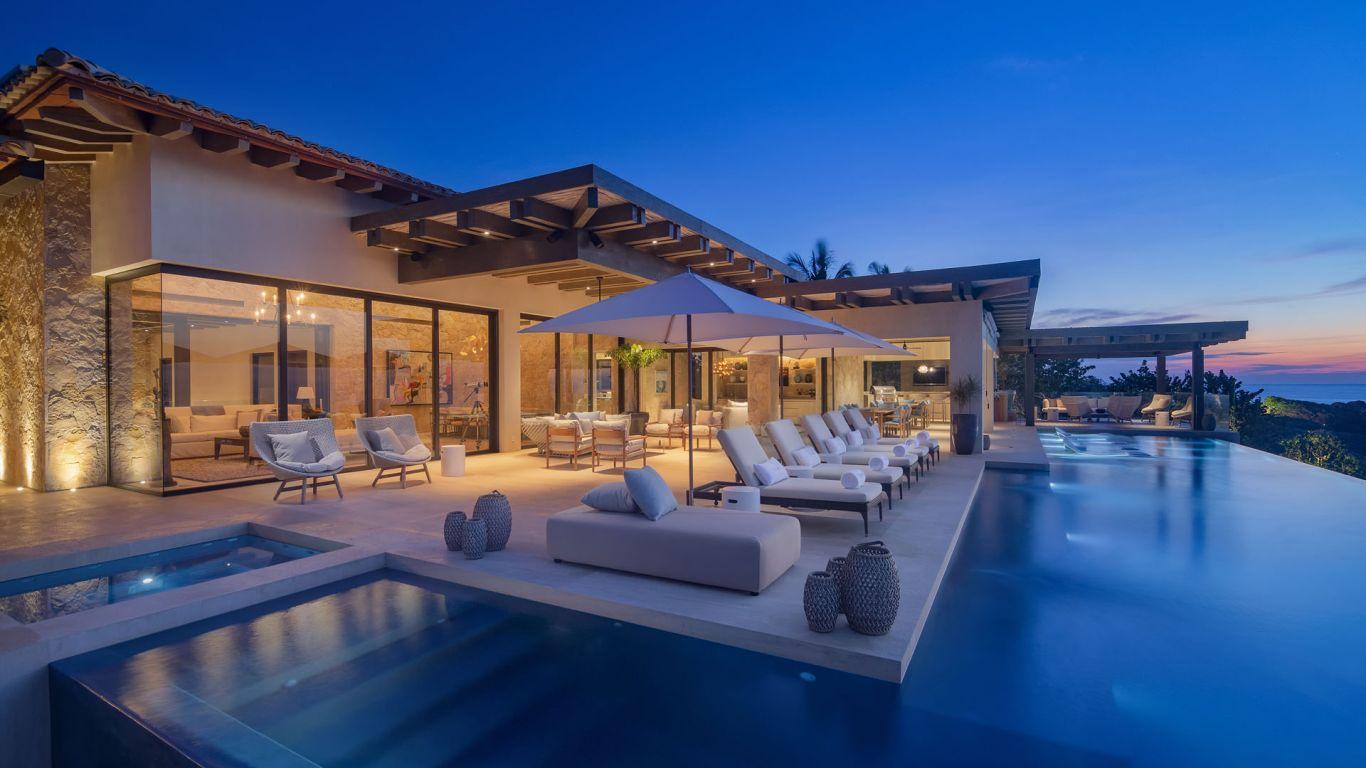Villa Demi, Punta Mita, Puerto Vallarta, Mexico
