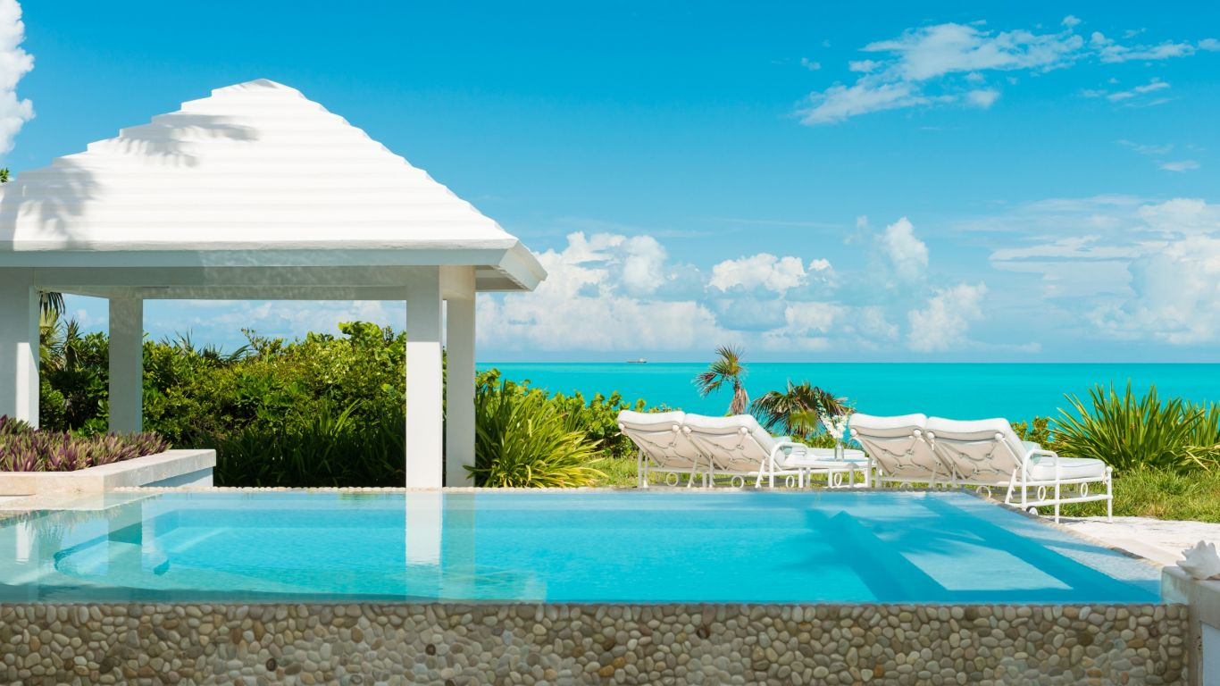 Villa Lydia, Long Bay, Turks and Caicos, Turks and Caicos Islands