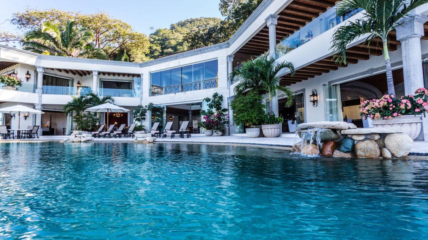 Villa Naina, Mismaloya, Puerto Vallarta, Mexico