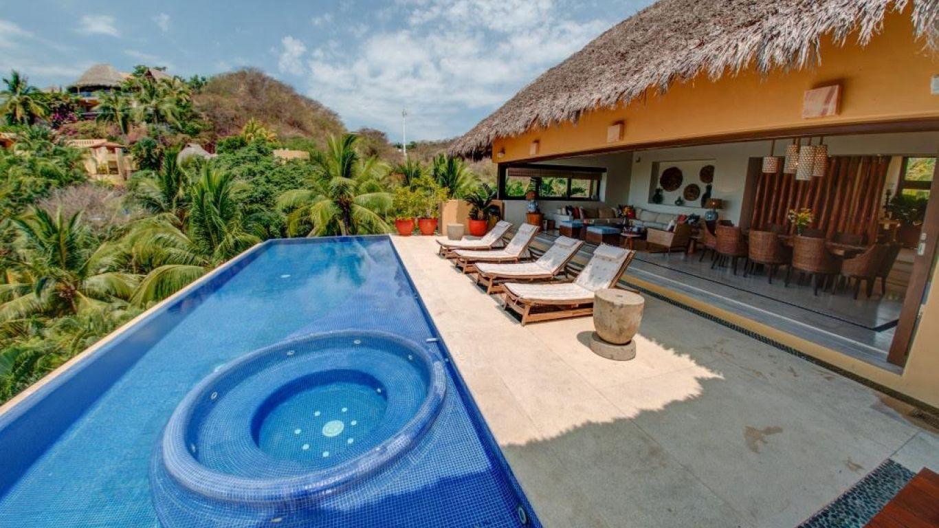 Villa Beatrix, Punta Mita, Puerto Vallarta, Mexico