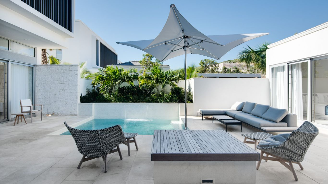 Wymara Five Bedroom Villa , Turtle Tail, Turks and Caicos, Turks and Caicos Islands