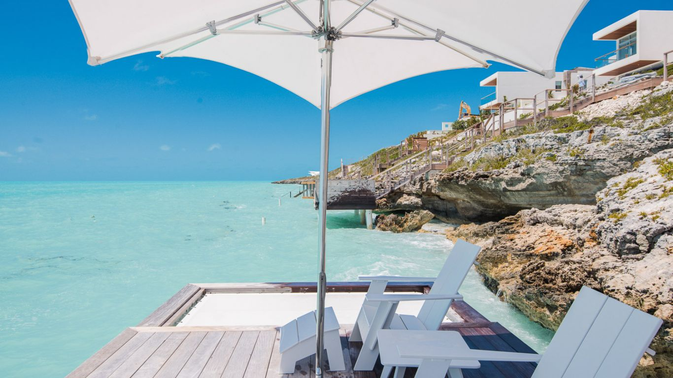 Wymara Four Bedroom Plus Den, Turtle Tail, Turks and Caicos, Turks and Caicos Islands