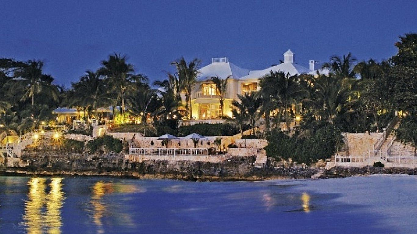 Villa Nalani, New Providence Island, Bahamas, Bahamas