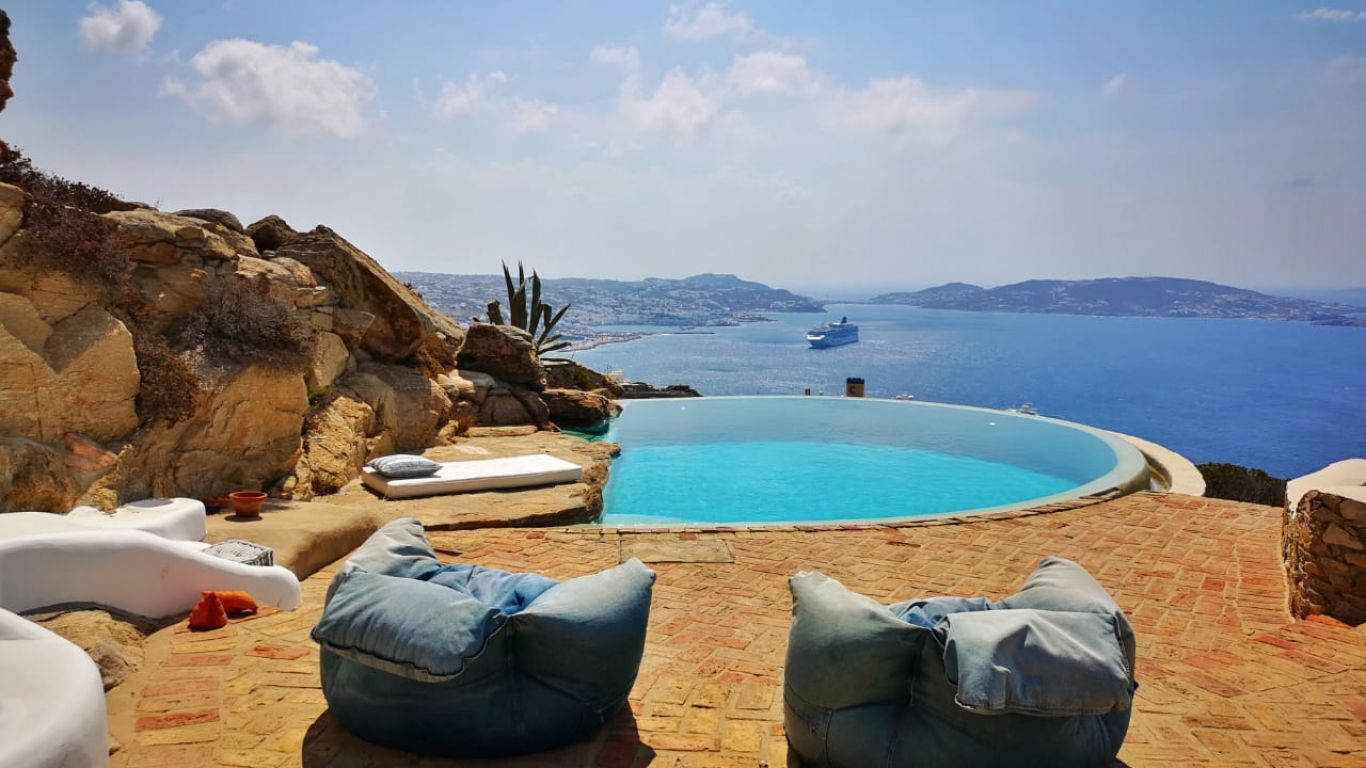 Villa Eloisa, Tourlos, Mykonos, Greece