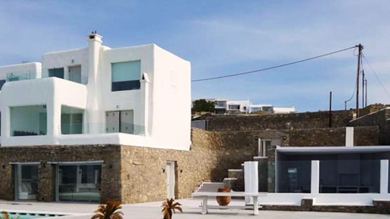 Villa Paisley, Pouli, Mykonos, Greece