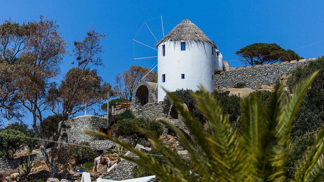 Villa Janelle, Mykonos Town, Mykonos, Greece