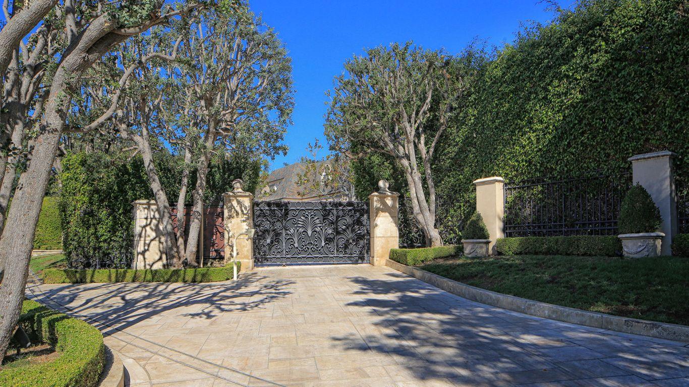 Villa Solenn, Beverly Hills, Los Angeles, USA