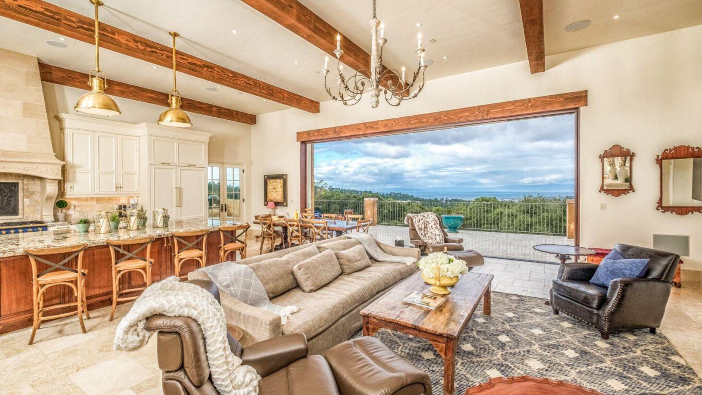 Villa Louisa, Carmel Valley, Carmel, USA