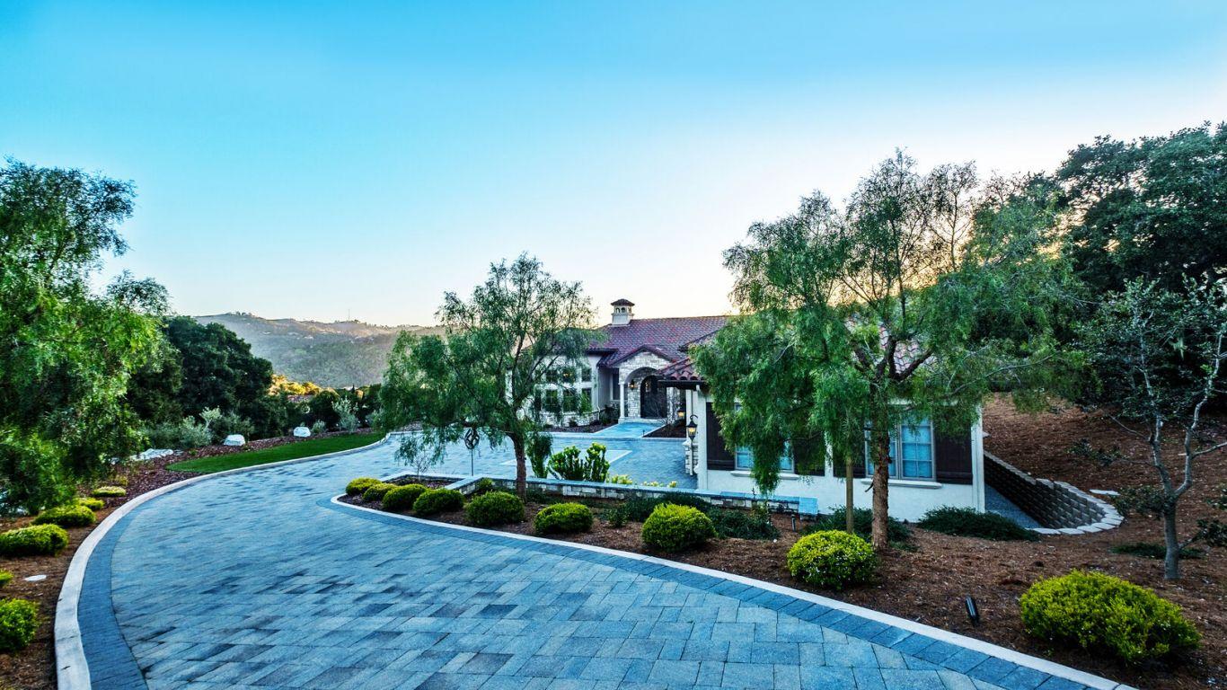 Villa Joan, Monterey, Carmel, USA