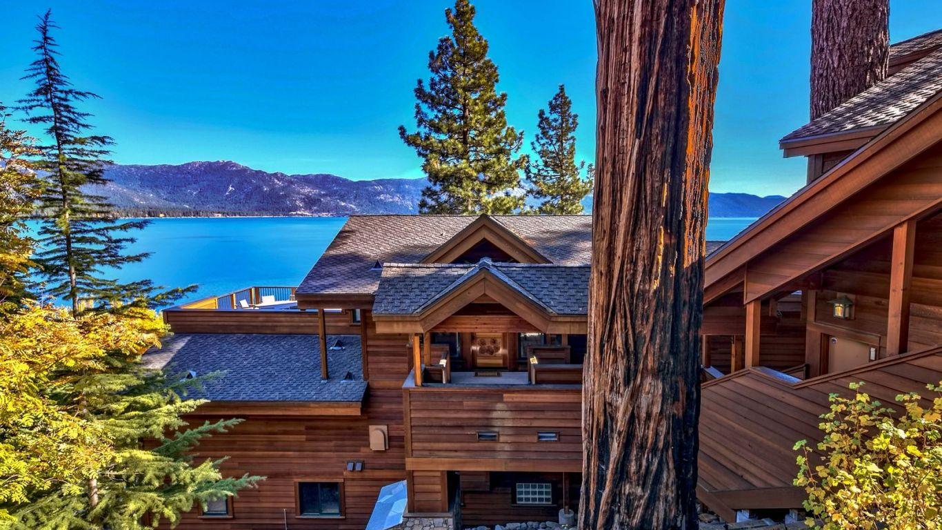 Villa Justina, Incline Village, Lake Tahoe, USA