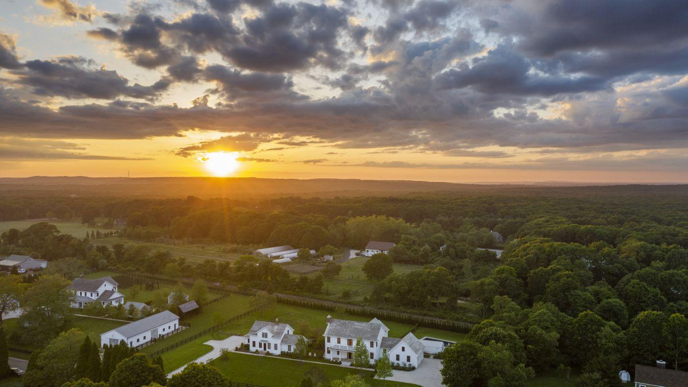 Villa Zoe, Sagaponack, Hamptons, USA
