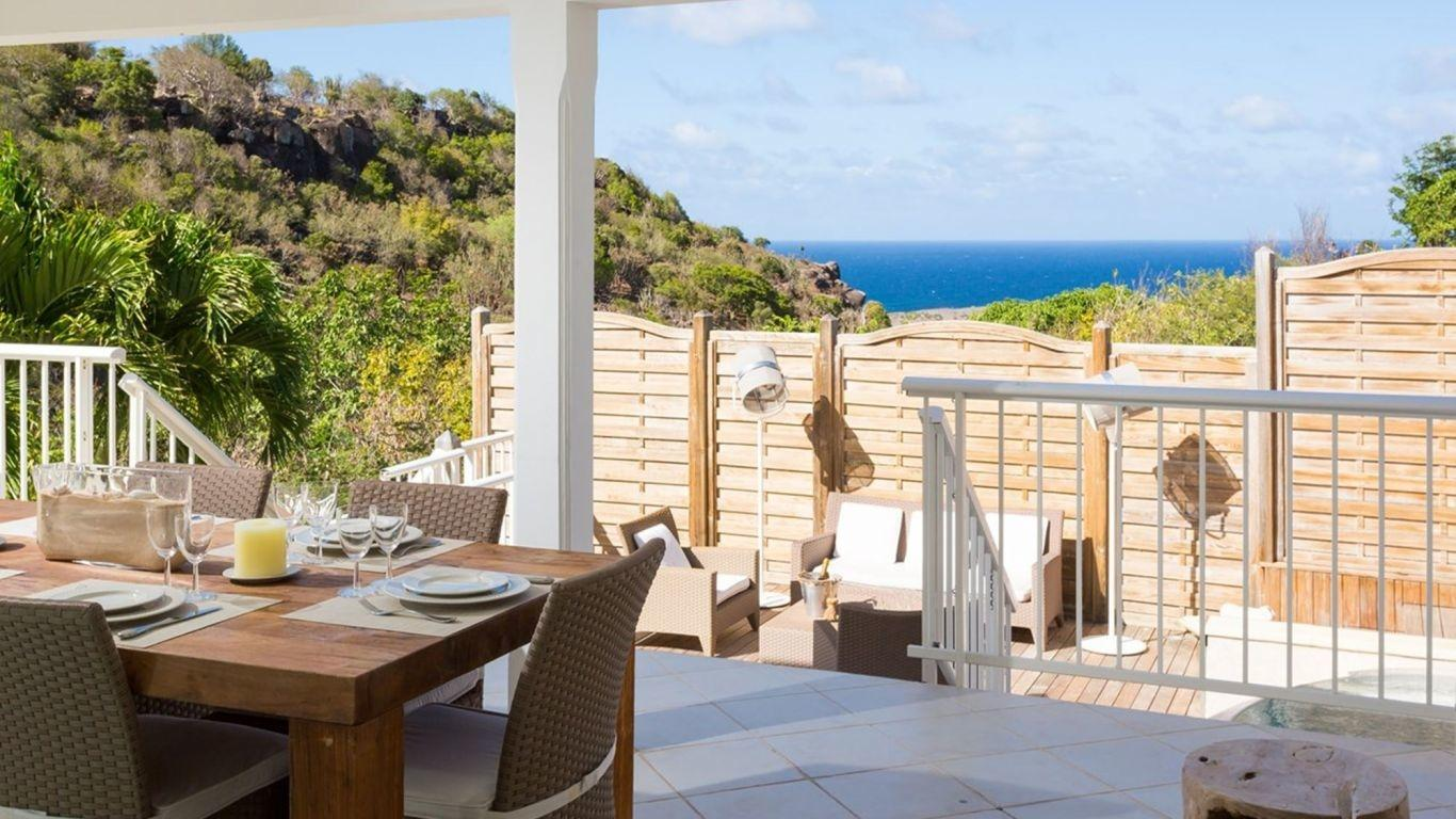 Villa Pina, Vitet, St. Barth, France