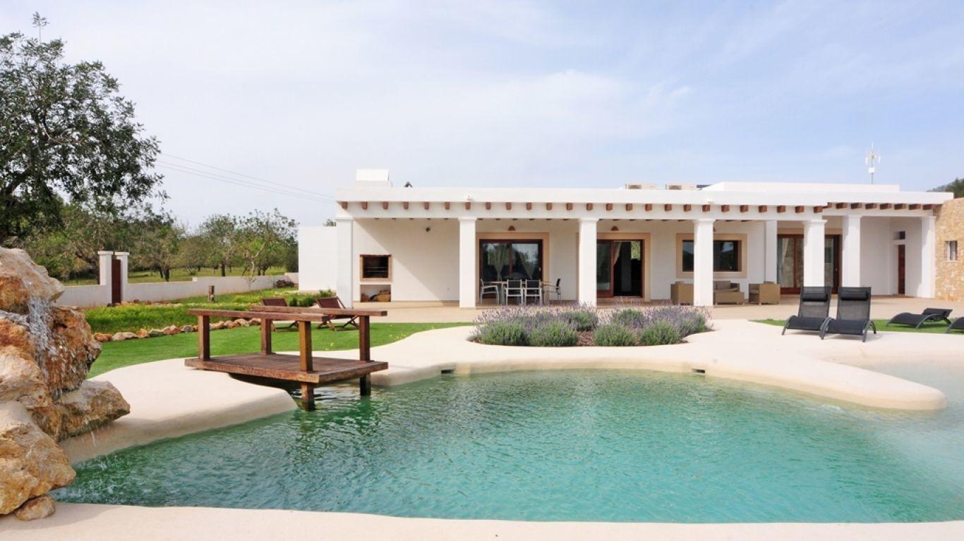 Villa Bandi, San Lorenz, Ibiza, Spain