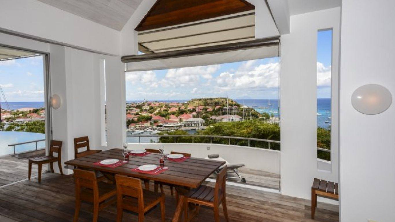 Villa Arethusa, Gustavia, St. Barth, France