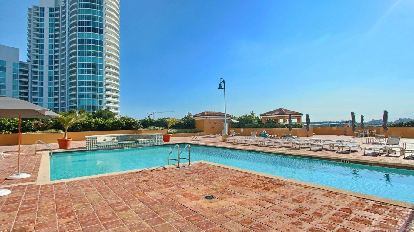 Penthouse Brock, South Beach, Miami, USA