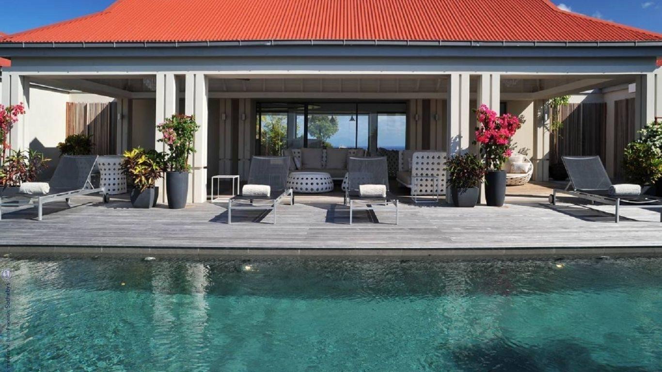 Villa Rita, St. Jean Beach, St. Barth, France