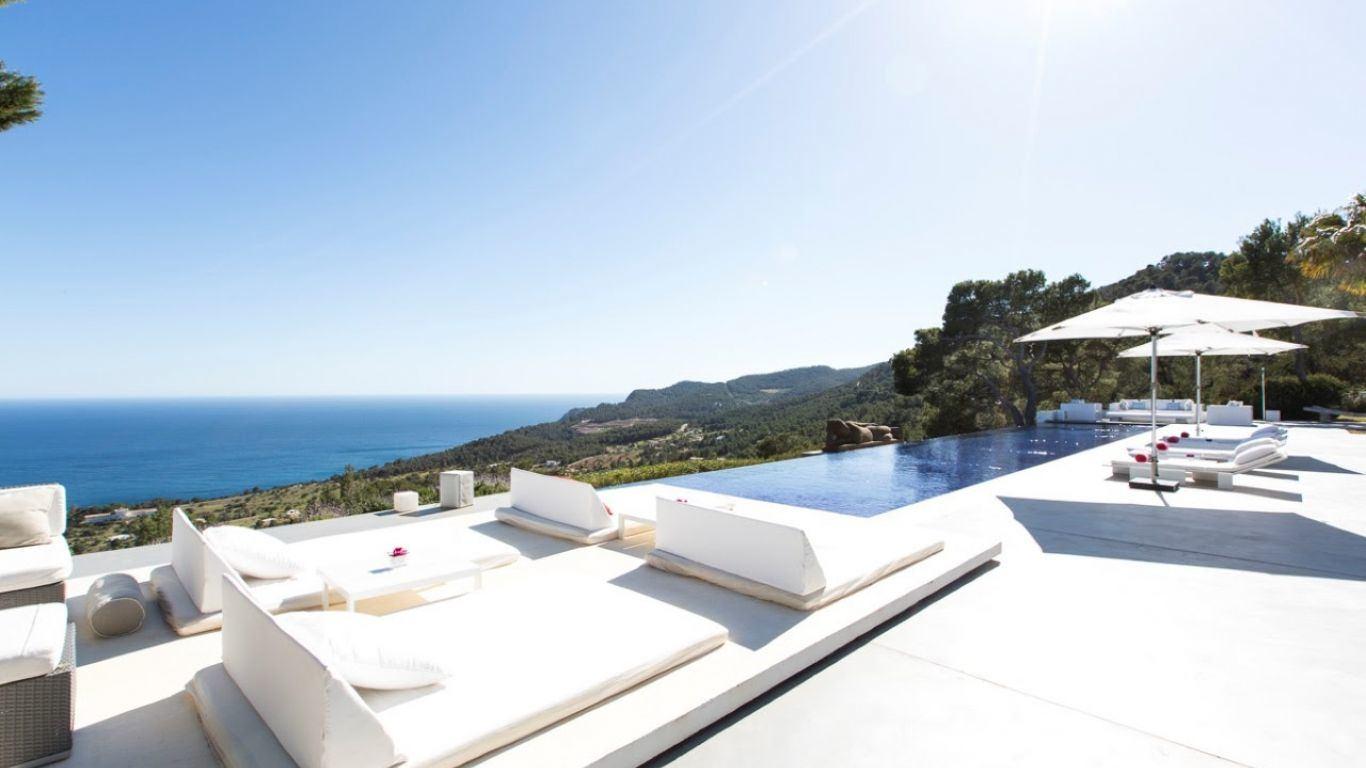 Villa Zoya, Es Cubells, Ibiza, Spain