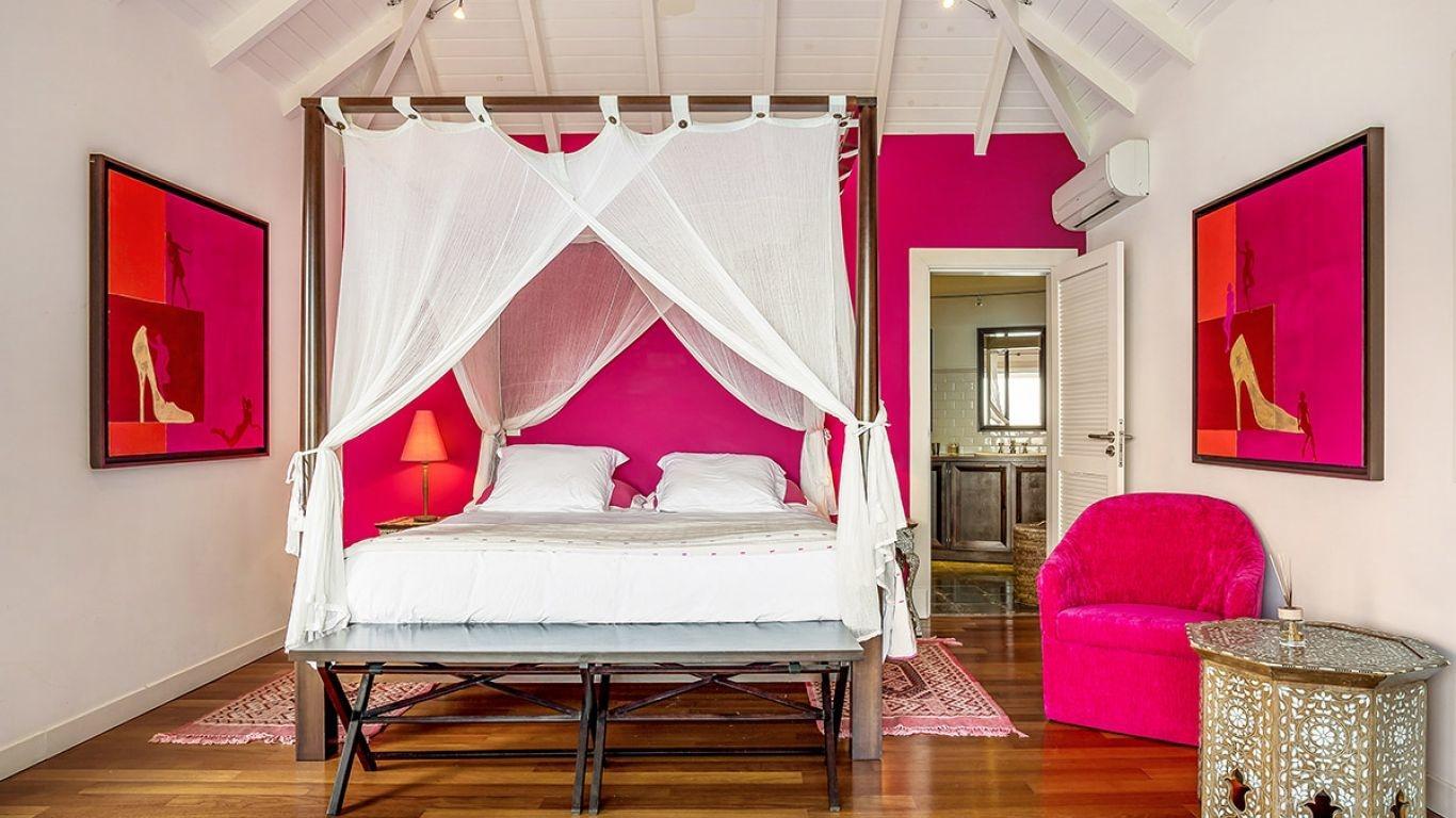 Villa Olivia, Anse des Cayes, St. Barth, France