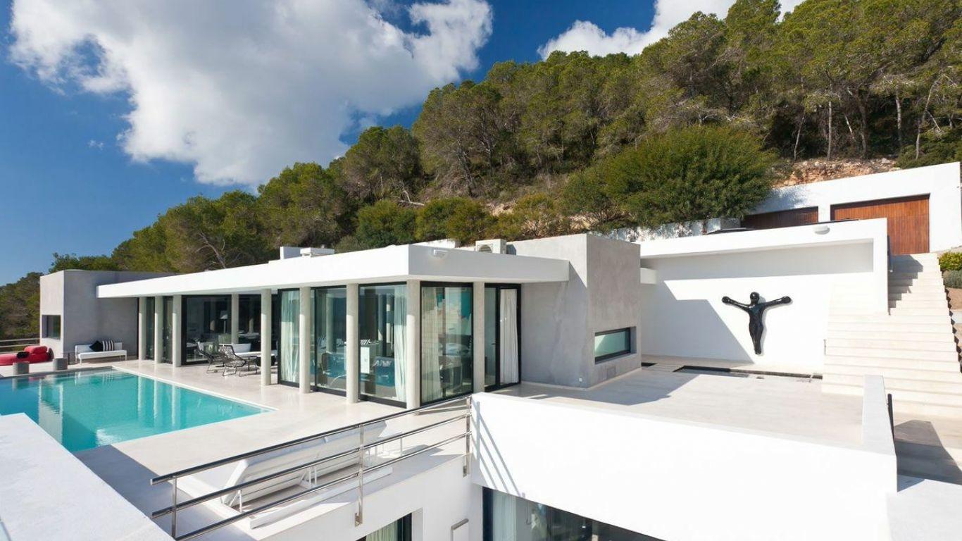 Villa Kasia, Sa Caleta, Ibiza, Spain