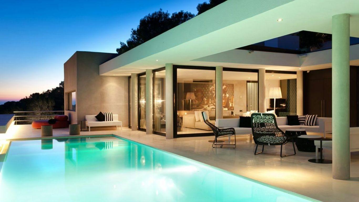 Villa Kasia, Ibiza Town, Ibiza, Spain